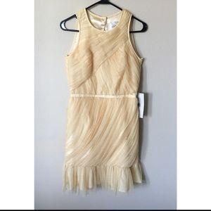 NWT Jill Stuart mini dress sz 4